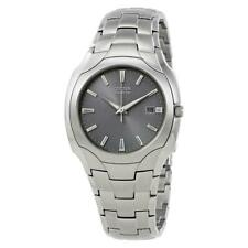 Men's Citizen Eco-Drive Watch with Silver-Tone Dial - BM6010-55A
