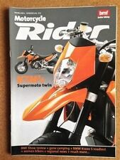 July Superbike Monthly Transportation Magazines