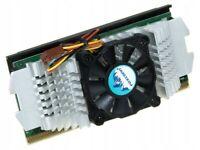 Intel Pentium III SL3XK 650MHz SLOT1 + Refroidisseur