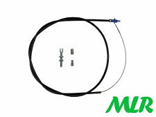 "Universal throttle cable kit 104"" long kit de voiture Weber Dellorto Caterham DAX ARW"
