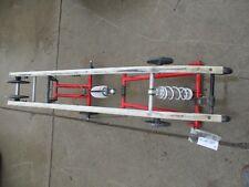 Polaris Pro 800 155 2012 (9808) rear suspension complete driver track support
