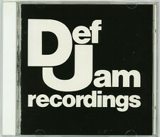 DEF JAM MEETING CD JAPAN 1986 32DP 588 LL Cool J Beastie Boys s4972