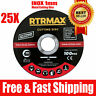 """115mm 4.5"""" ULTRA THIN METAL CUTTING BLADE/ Metal Cutting Disc For Angle Grinder"""