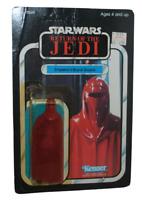 Vintage Star Wars 1983 ROTJ Emperor's Royal Guard Figurine #70680 Kenner