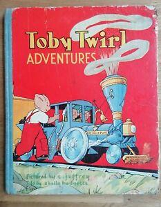 Vintage Toby Twirl Adventures - Sheila Hodgetts Undated.