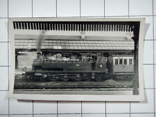County Donegal Railways: Engine 9: 1948 Strabane Ireland Train Photo