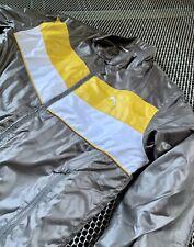 Shiny Windbreaker/Jacke - Size M - wetlook, glanznylon, Adidas chile style