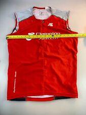 Champion System Womens Blade Long Tri Triathlon Top Xlarge Xl (6545-7)