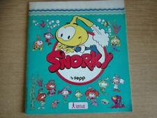 Album Sticker SNORKY COMPLETE 85 Original PANINI Decje novine Yugoslavia