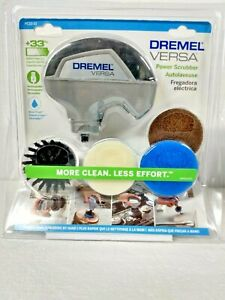 *NEW* Dremel Versa Power Scrubber - Rechargeable Battery - Water proof