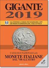 """GIGANTE """"MONETE ITALIANE"""" EDIZIONE 2019"""