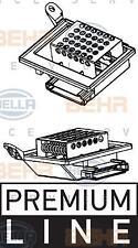 Final Stage Resistor Mercedes Viano Vito 119 Behr Hella 9ML351332201 0018358706