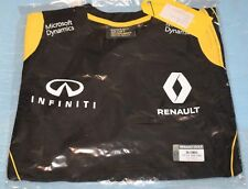 T-shirt RENAULT SPORT FORMULA ONE TEAM REPLICA F1 taille S neuf
