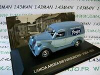 PIT107G 1/43 IXO Altaya v. d'époque ITALIE LANCIA ARDEA 800 furgoncino Yoga 1953