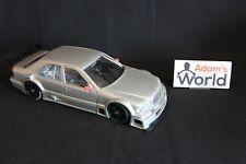 UT Models Mercedes-Benz C-Class DTM 1995 1:18 plain version silver (JS)