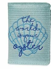 Danielle Nicole Disney The Little Mermaid Ariel Passport Wallet New