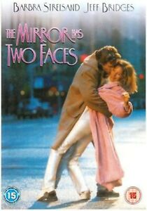 THE MIRROR HAS TWO FACES DVD Jeff Bridges Barbara Streisand ORIGINAL UK SEALED