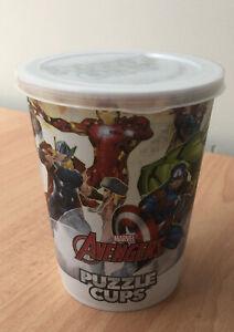 Marvel Avengers Puzzle Cup - 48 Piece Puzzle