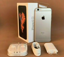 APPLE IPHONE 6S 32GB ORIGINAL LIBRE GRIS  GARANTÍA+ CAJA APPLE+ACCESSORIOS