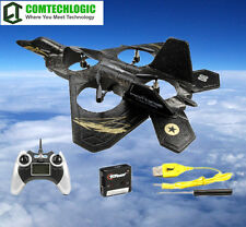 Rt08 f2 Combattente JET DRONE SUPER quadcopter con giroscopio integrato e LCD DISPLAY