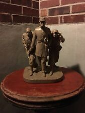 "John Rogers Group;""The Picket Guard"";Civil War.......very early 1862; RARE"