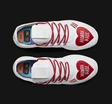 Adidas x Pharrell x Nigo BAPE Tennis HU PW Human Race Heart Sneakers Trainers 8