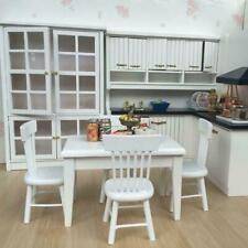 1/12 Scale Kitchen Furniture Set DIY Miniature Dollhouse Decor T1X5