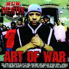 DJ Desue Art of war (2002) [CD]