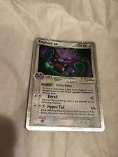 NM Pokemon EXPLOUD EX Card CRYSTAL GUARDIANS Set 92/100 Ultra Rare Holo TCG