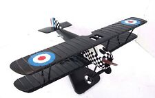 """Vintage LARGE SOPWITH F1 """"Came"""" Wood MODEL Airplane (8239D) W/ STAND"""