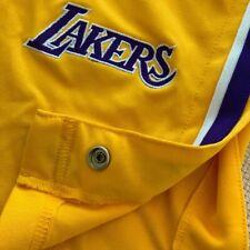 VINTAGE Los Angeles Lakers NIKE Tear Away Men's Warmup Pants Sz XXL Collectible
