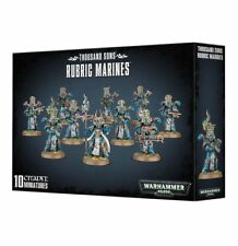 Thousand Sons Rubric Marines Chaos Warhammer 40K NIB Flipside
