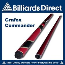 Pool Snooker Billiard Cue Grafex Commander