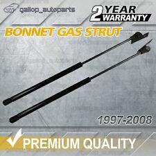 2x for Holden Gas Stay Bonnet Struts VT VU VY VZ 1997-2008 Commodore Berlina HSV