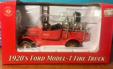 Snap-On 1:32 1920's Ford Model-T Fire Truck New