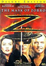 NEW The Mask of Zorro (Deluxe Edition) (DVD)