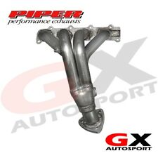M040 Piper Vauxhall Corsa D 1.2 16v Stainless Steel Manifold and Decat