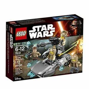 LEGO 75131 Star Wars Resistance Trooper Battle Pack New SEALED RETIRED