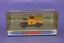 * SUPERB MINT BOXED * DINKY / MATCHBOX * DY-9-8 * 1949 AA LAND ROVER *