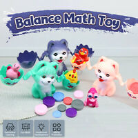 Kids Balance Math Game Toy Intellectual Interaction Counting Preschool