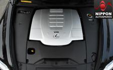 LEXUS LS460 4.6L V8 RWD 1UR-FSE ENGINE KIT