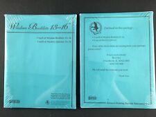 ATI Wisdom Booklet (13-16) 2 Wisdom Booklets Mastery Quizzes 2nd Edition 029