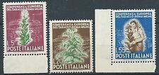 1950 ITALIA TABACCO LUSSO MNH ** - JU011-4