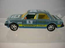 MATCHBOX TOYS PEUGEOT 305 RALLY CAR IN USED PLAYWORN !!