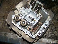 suzuki lt250 lt250ef quadrunner engine cylinder head valves 1985  lt250E 85 86