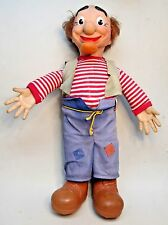"giant 1957 Al Capp PAPPY YOKUM Li'l Abner Dogpatch 21"" Baby Barry doll ORIGINAL"