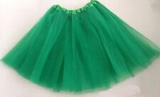 Adult Women Lady Party Costume Petticoat Princess Tulle Tutu Skirt Pettiskirt