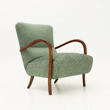 Poltrona con schienale alto anni '50, mid century armchair, vintage, italian