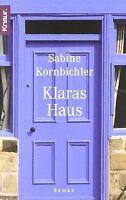 Klaras Haus von Kornbichler, Sabine | Buch | Zustand gut
