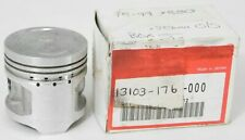 1 NOS 1979-1999 Honda XR 80 R XR80 Piston 0.50 O/S Over OEM 13103-176-000 NEW